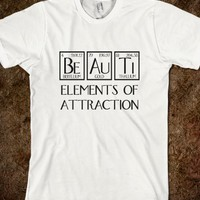 Skreened Beauti Periodic Table Tee