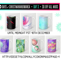 ****TODAY ONLY $6 off mugs**** by Ally Coxon