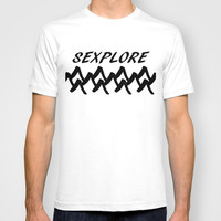 SEXPLORE T-shirt by Richard Casillas