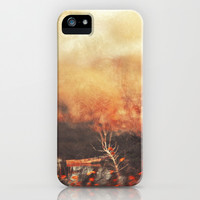The boat iPhone & iPod Case by SensualPatterns