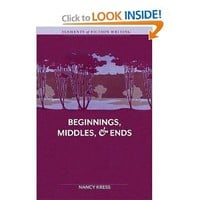 Elements of Fiction Writing - Beginnings, Middles & Ends [Paperback]