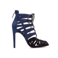 HIGH HEEL ANKLE BOOT SANDAL