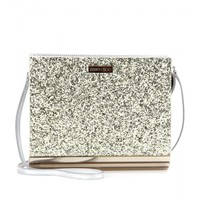 CHILL GLITTER-FINISHED CLUTCH
