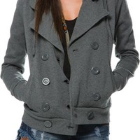 SWELL PARKER HOODED BLAZER
