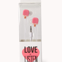 Sweet Side Popsicle Earphones