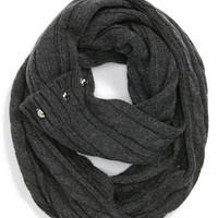MICHAEL Michael Kors Buttoned Infinity Scarf | Nordstrom