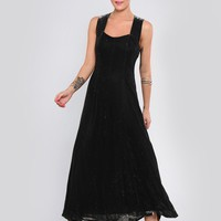MOONWALK MAXI DRESS