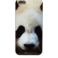PANDA FACE PHONE CASE - 5