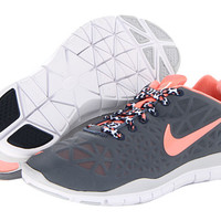 Nike Free TR Fit 3 Black/Polarized Pink/Pure Platinum - Zappos.com Free Shipping BOTH Ways