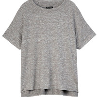 Camden Raglan Tee - Steel Grey | rag & bone Official Store
