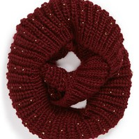 San Diego Hat Beaded Infinity Scarf (Girls) | Nordstrom