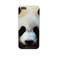 PANDA FACE PHONE CASE - 4