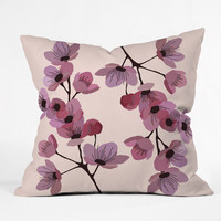 Gabi Linternas Outdoor Throw Pillow