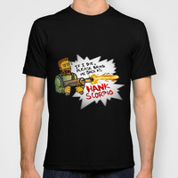 I wish I was Hank Scorpio T-shirt by friendbeard