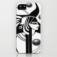 Egyptian iPhone & iPod Case by Müge Başak