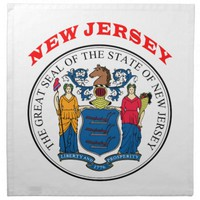 Great Seal Of State New Jersey