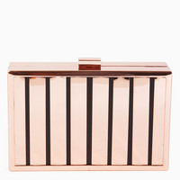 Behind Bars Clutch $49