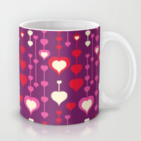 Falling In Love Mug by Heather Dutton