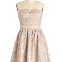 In Glint Condition Dress | Mod Retro Vintage Dresses | ModCloth.com