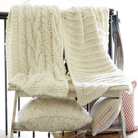 Wiltern Knit Throw | Ballard Designs