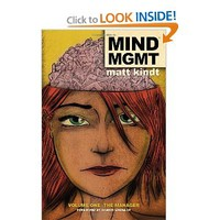 MIND MGMT Volume 1 [Hardcover]