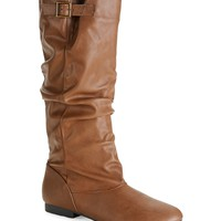 SLOUCHY HIGH BOOT