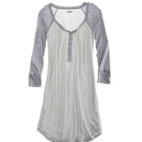 AERIE SPARKLE RAGLAN SLEEP SHIRT
