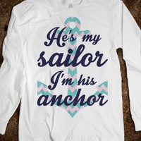 I'm His Anchor