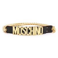 Logo Chain Belt