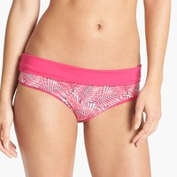 Maaji 'Rose Gypsy' Reversible Hipster Bikini Bottoms | Nordstrom