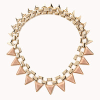 On The Edge Spiked Choker