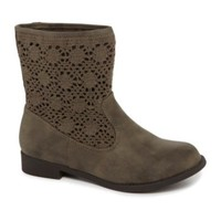Jelly Pop Mariella Crochet Booties | Dillards.com