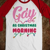 Gay As Christmas Morning