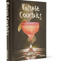 PRODUCT - Assouline - Vintage Cocktails by Brian Van Flandern - 386061 | MR PORTER
