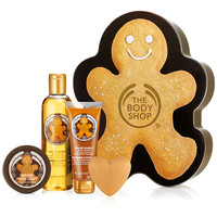 Festive Small Ginger Sparkle Gift Set | The Body Shop ®