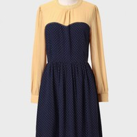 Mandy Swiss Dot Dress