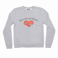 OPENING CEREMONY X ELVIS HEARTBREAK HOTEL SWEATSHIRT - WOMEN - OPENING CEREMONY X ELVIS
