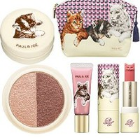 Limited Edition Kitty Eye & Cheek Color Set - Color: Gingerbread - 002