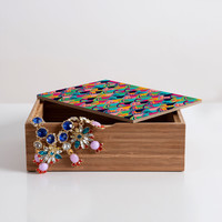 Vy La Love Birds 1 Jewelry Box