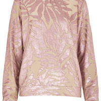 PINK TROPICAL SWEAT BY BOUTIQUE