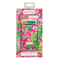 Lilly Pulitzer iPhone 5/5s Case/Card Holder