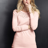 Lace Sweetheart Tunic - Victoria's Secret