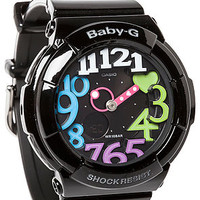 The BGA-131 Baby-G Watch in Black