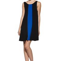 alice + olivia | MARIS BOATNECK SHIFT DRESS