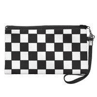 Checkerboard in Black and White