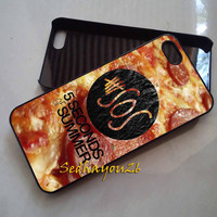5 Seconds Of Summer iPhone 5C Case, iPhone 5S/5 Case, iPHone 4S/4 Case, Samsung Galaxy S3/S4, Premium Case Cover