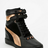 Puma Sky Wedge Spike-Stud Hidden Wedge High-Top Sneaker - Urban Outfitters