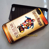 Captain Morgan on iPhone 5C Case, iPhone 5S/5 Case, iPhone 4S/4 Case, Samsung Galaxy S3/S4, Premium Case Cover
