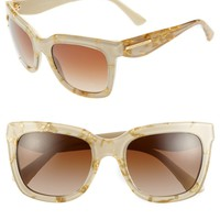 Dolce&Gabbana 'Gold Leaf' Sunglasses
