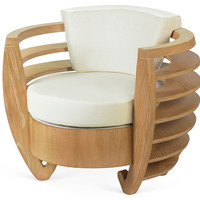 Curva Chair, Beige